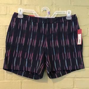 Black and Colorful Merona Shorts